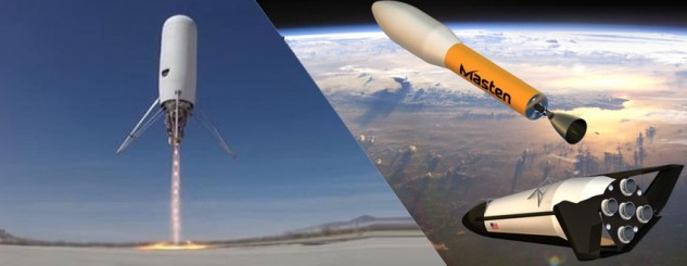 Masten Space Systems: Reactive flow and heat transfer optimization for reusable spacecraft