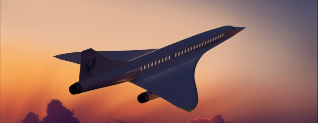 Boom Supersonic: Relaunching commercial supersonic aircraft travel